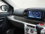 ドライバー目線の画像です。ナビ、エアコンスイッチが一か所にあるので操作がしやすいです!