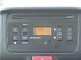オーディオが装備されています!CD&AM/FMラジオが聴けます♪
