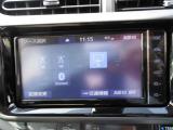 バックガイドモニター付きで車庫入れも安心です。
