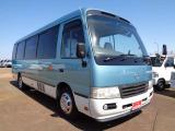 リエッセII バス 28人乗り マイクロバス エアサス