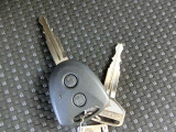 ボタン一つでドアの開け閉めができる【キーレス】付きです!今や必須アイテムですね