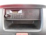 ラジオ装備しております。