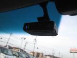 ドライブレコーダーも付いてます、もしもの時に安心です。