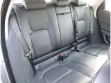 後席は使用感はほとんど感じられず大変綺麗なコンディションを保って入庫しております。ISO-FIXにも対応したシートを採用し、チャイルドシートも簡単にお取り付けいただけます。