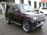 ジムニー ワイルドウインド 4WD TB リフトアップ