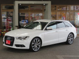 A6アバント 3.0 TFSI クワトロ 4WD