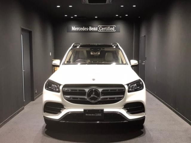 メルセデス・ベンツ GLS400d