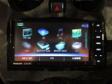 Bluetooth Audio、MEMORY MUSIC、 フルセグTV、CD、DVD再生可能です♪