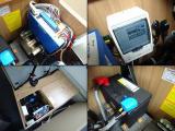 サブバッテリーシステム 外部電源・充電 走行充電