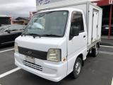 サンバートラック  冷蔵冷凍車