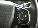 アクセルぺダルを踏まずに定速走行。燃費向上にも貢献し、加速・減速の少ない高速道路などでの運転をより快適にするクルーズコントロールを装備!
