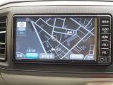 トヨタ純正ナビ装備!!ワンセグ、CD再生、Bluetooth接続可能です!