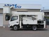 デュトロ  14.6m 高所作業車 タダノAT146TE