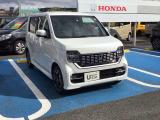 ホンダ N-WGNカスタム L ターボ ホンダ センシング 4WD