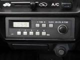 純正AMラジオが付いてます。お好みのラジオを聞きながら運転することが出来ますよ♪