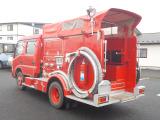 デュトロ  消防ポンプ車