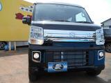 スズキ エブリイワゴン PZターボスペシャル ハイルーフ 4WD