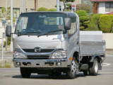 デュトロ  2t 低床 10尺 P/G 内寸-長300x幅160x高37