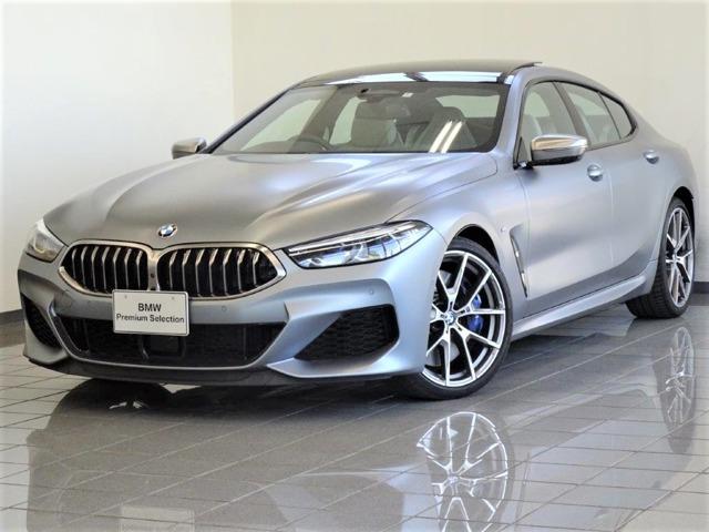 BMW M850iグランクーペ