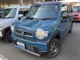 スズキ ハスラー ハイブリッド(HYBRID) G 4WD