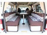 NV350キャラバン  ナッツRV サルーン 4WD