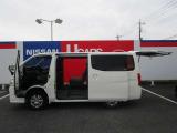 日産 NV350キャラバン 2.5 ライダー ブラックライン プレミアムGX ロング ディーゼル 4WD