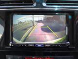 バックカメラ装着車です走行中TV映ります!!