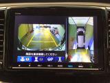 マルチビューカメラシステム搭載車です。お車の周囲を全方位でカバーします。コンディションが悪い視界でもカラーモニターがドライバーをサポートします。