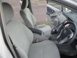 シートはへたりも少なく快適な座り心地ですよ♪ドライブもゆっくり楽しめますね。