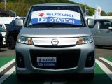 AZ-ワゴン カスタムスタイル XT オーディオレス車