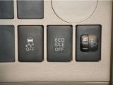 VSC OFF/ecoIDLE OFFスイッチ/ヘッドライト光軸調整