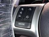 ステアリングスイッチで、安全運転!前方から目線を外さないように!
