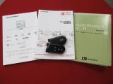 取扱説明書に整備記録簿、スペアキーも揃っております!