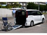 ノア 2.0 X ウェルキャブ スロープタイプI 車いす2脚仕様車