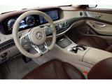 Sクラス AMG S63ロング 4マチック プラス 4WD 1オーナー ダイナミックPKG ブルメスタ―