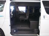 ハイエース  GL 4WD 社外ベッドキット