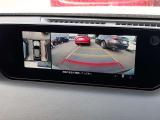 全方位モニターで車庫入れをサポートしますセンサーも付いて更に安心です