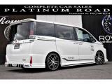 ヴォクシー 2.0 ZS 煌III 4WD ROWENコンプリートカー車高調19AW