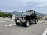 パジェロミニ アイアンクロス X 4WD