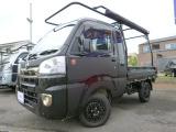 ハイゼットトラック  ジャンボ 55th限定 キャリア仕様 4WD