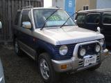 パジェロミニ アニバーサリー リミテッド X 4WD
