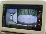 アルトラパン X 全方位モニター付メモリーナビゲーション装着車