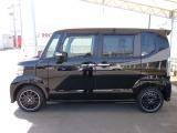 N-BOXカスタム G ターボ SSパッケージ ブラックスタイル 4WD