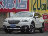 レガシィアウトバック 2.5 リミテッド 4WD アイサイト 8インチナビ レザーシート
