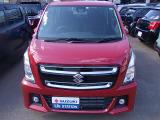 ワゴンRスティングレー ハイブリッド(HYBRID) T 4WD