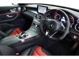 Cクラス AMG C63 S エクスクルーシブPKG 赤×黒革  有償カラー