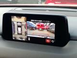 全方位モニターで車庫入れをサポートしセンサーも付いて更に安心です