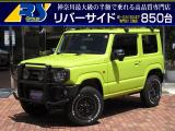 ジムニー XC 4WD 5MTリフトアップ社外ホイ-ルルーフキャリア
