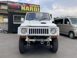 ジムニー  HC 4WD リフトアップ 木ステアリング MT車 ターボ