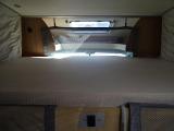 プルダウンベッド寸法「190×140」大人2名様分の就寝スペースです♪